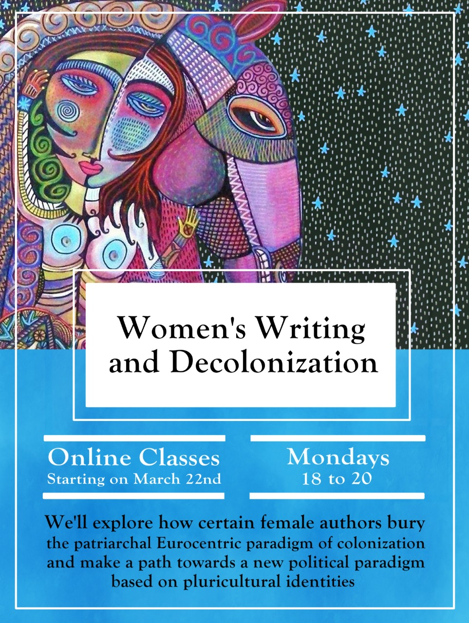 Women's writing and decolonization